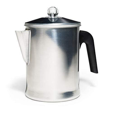Primula Aluminum Stove Percolator - Slushlyo Tea & Coffee