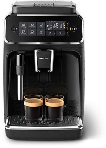 Philips 3200 Series Fully Automatic Espresso Machine w/ Milk Frother - Slushlyo