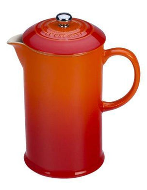 Le Creuset Stoneware French Press - Slushlyo Tea & Coffee