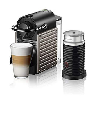 Nespresso Pixie with Aeroccino by Breville - Slushlyo Tea & Coffee