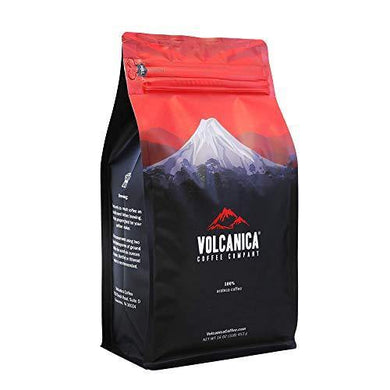 Volcanica Coffee Guatemala - Slushlyo Tea & Coffee