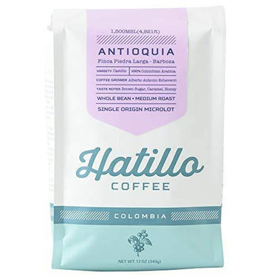 Hatillo Coffee, 100% Colombian Arabica - Slushlyo Tea & Coffee