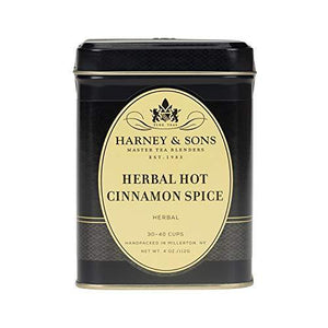 Harney & Sons Tea Herbal Hot Cinnamon Spice - Slushlyo