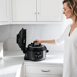 Ninja Foodi 7-in-1 Pressure, Slow Cooker, Air Fryer and More - Slushlyo