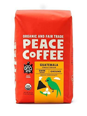 Peace Coffee Guatemala - Slushlyo Tea & Coffee