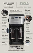 Load image into Gallery viewer, Hamilton Beach Programmable Coffee Maker - Slushlyo Tea & Coffee