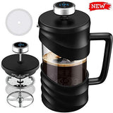 iwoxs French Press Coffee Maker - Slushlyo