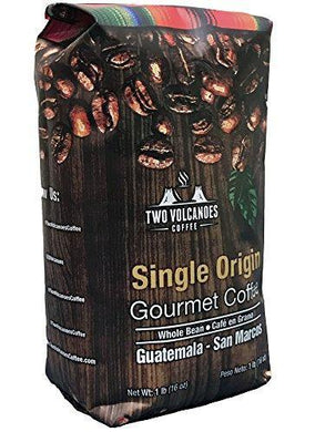 Two Volcanoes Coffee - Gourmet Guatemala - Slushlyo Tea & Coffee