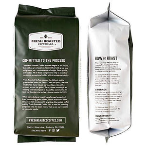 Fresh Roasted Coffee LLC, Green Unroasted Colombian Decaf - Slushlyo