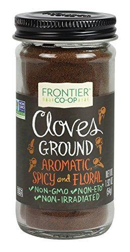 Frontier Natural Products Ground Cloves - Slushlyo