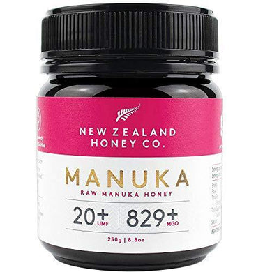 New Zealand Honey Co. Raw Manuka Honey UMF 20+ / MGO 829+ - Slushlyo Tea & Coffee