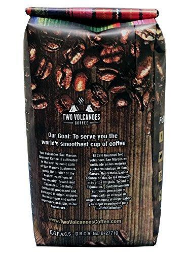 Two Volcanoes Coffee - Gourmet Guatemala - Slushlyo