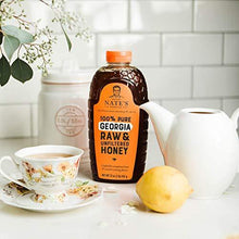 Load image into Gallery viewer, Nature Nate's 100% Pure Raw & Unfiltered Honey, Georgia - Slushlyo Tea & Coffee
