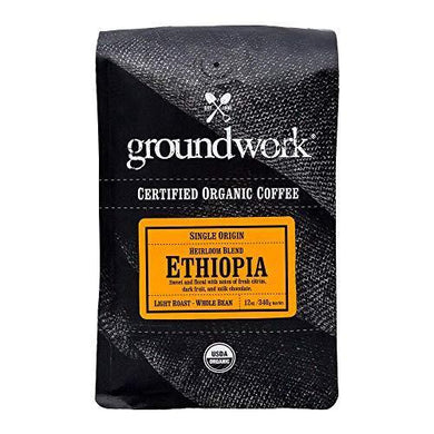 Groundwork Organic Ethiopia - Slushlyo Tea & Coffee