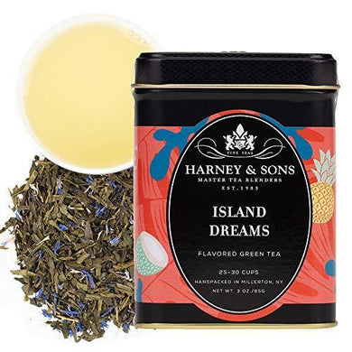 Harney & Sons Island Dreams - Slushlyo Tea & Coffee