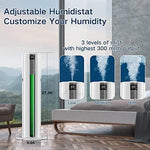 KEECOON Floor Filterless Humidifiers 7L for Large Small Bedroom - Slushlyo