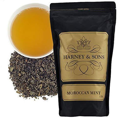 Harney & Sons Moroccan Mint - Slushlyo Tea & Coffee