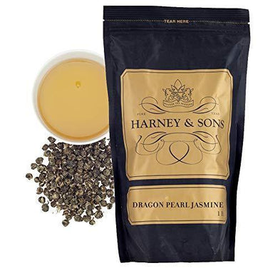 Harney & Sons Dragon Pearl Jasmine - Slushlyo Tea & Coffee