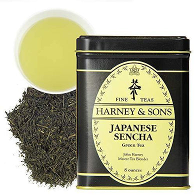Harney & Sons Japanese Sencha - Slushlyo Tea & Coffee