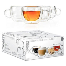 Load image into Gallery viewer, UNIVERSE 8-ounce - Set of 4 - Slushlyo Tea & Coffee