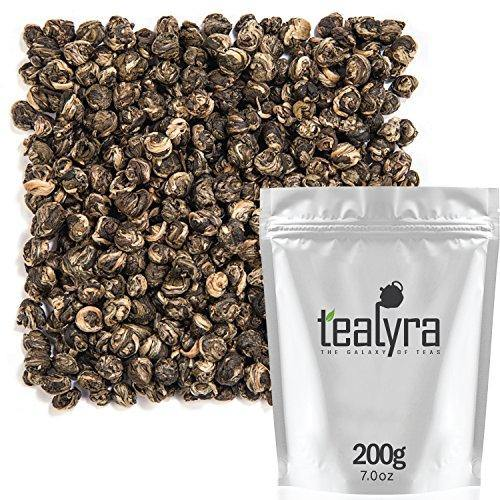 Imperial Jasmine Dragon Pearls - Slushlyo Tea & Coffee