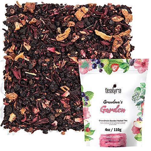 Grandma's Garden Berry - Slushlyo Tea & Coffee
