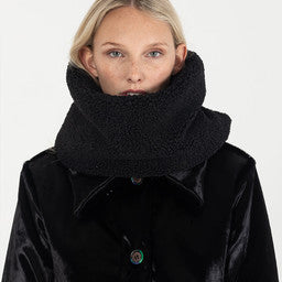 ECO SHEARLING COLLAR