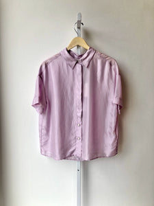 SANSONE SILK BLOUSE