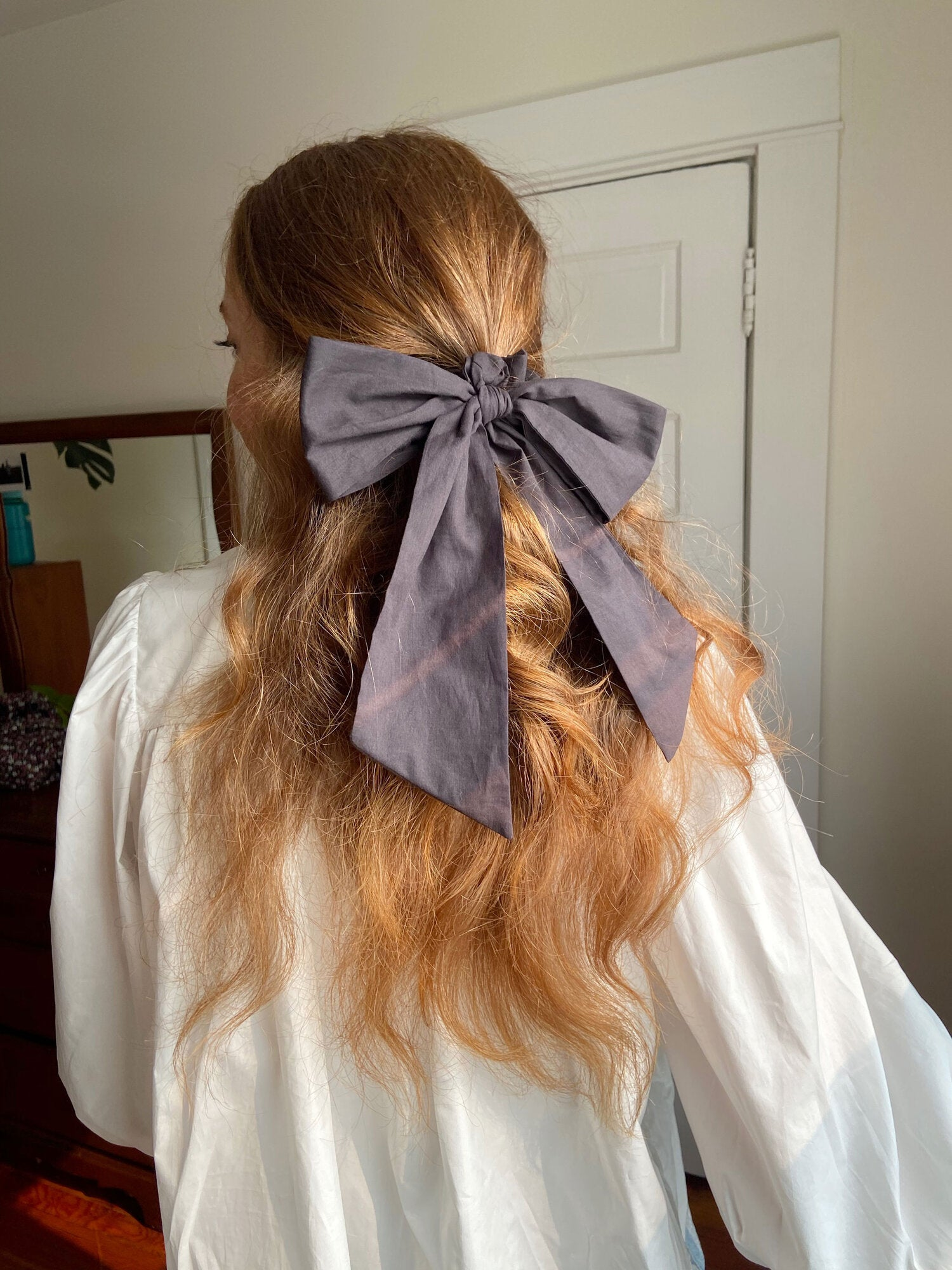 FLORENCE COTTON BOW