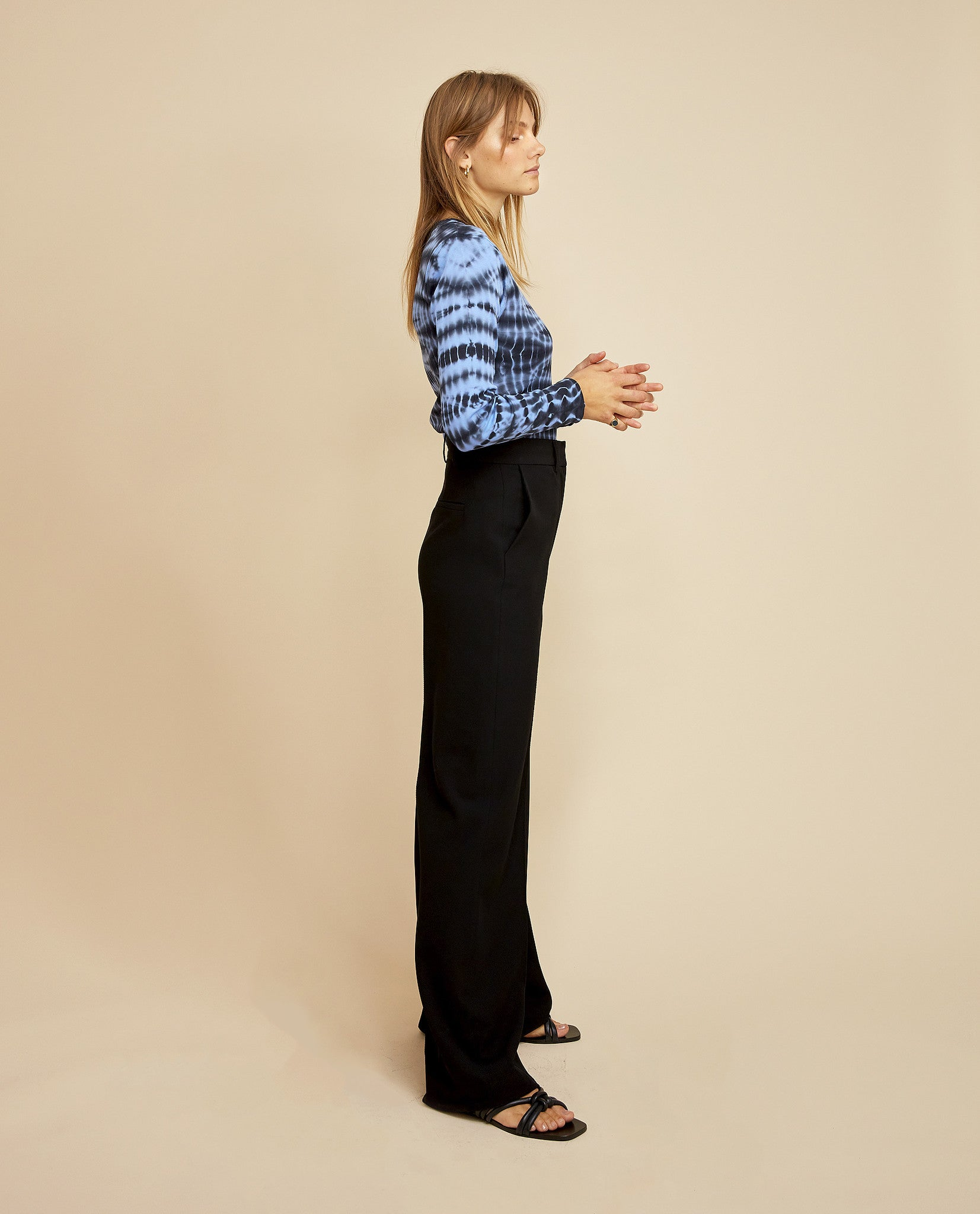 CARMEN WIDE LEG TROUSER