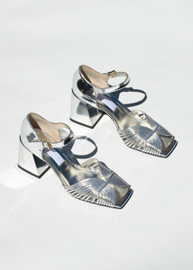 HIGH HEEL 70s SANDAL