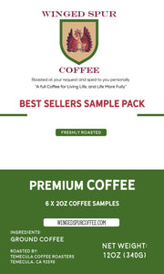 Best Sellers Sample Pack