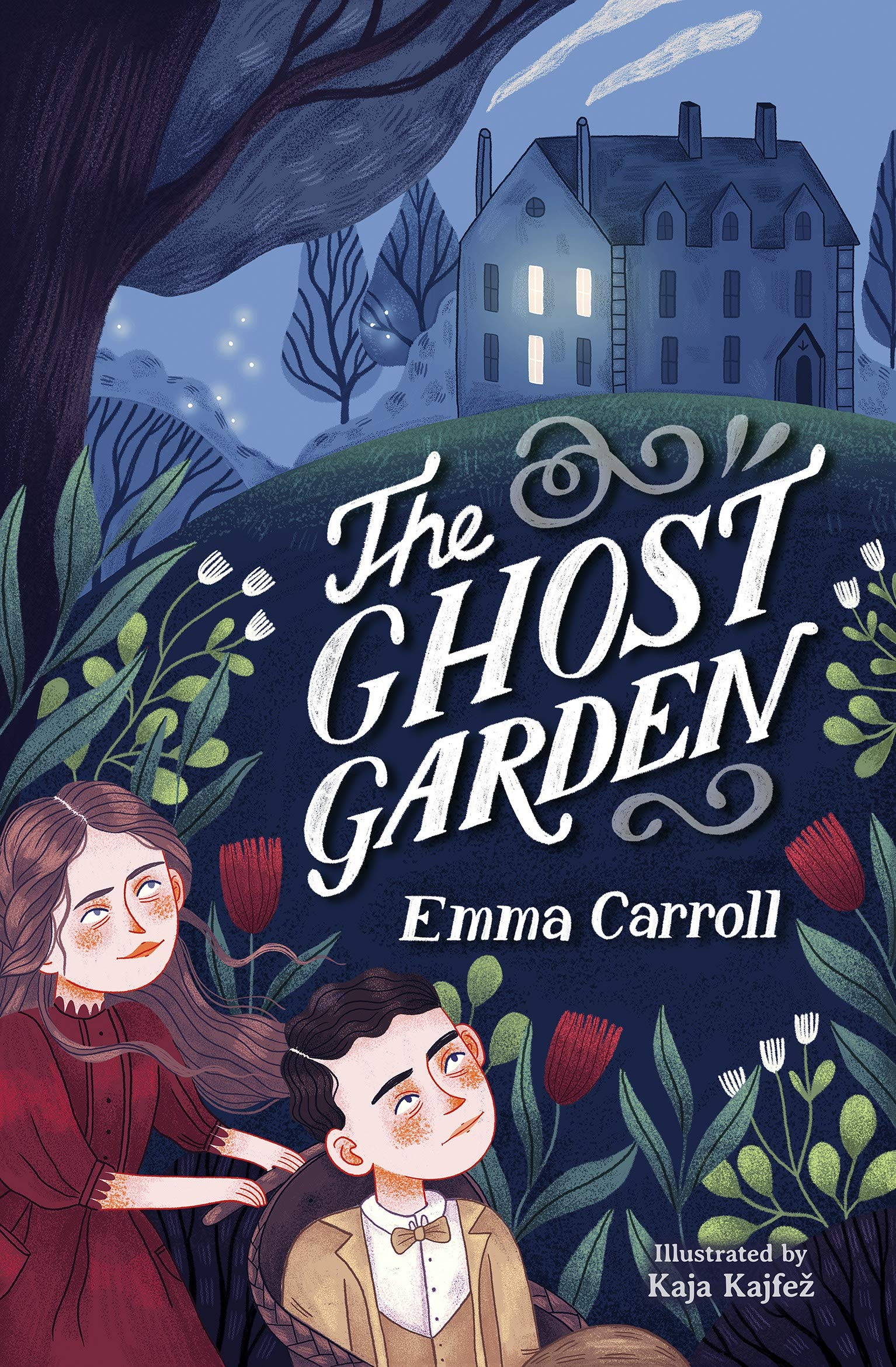Emma Carroll: The Ghost Garden