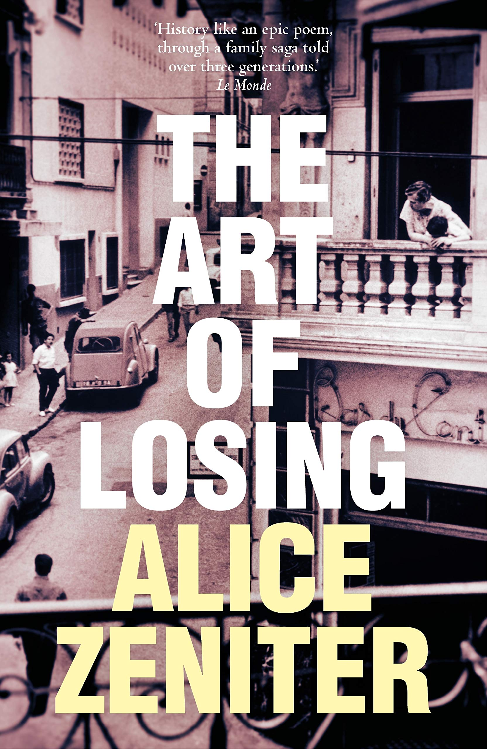 Alice Zeniter: The Art of Losing