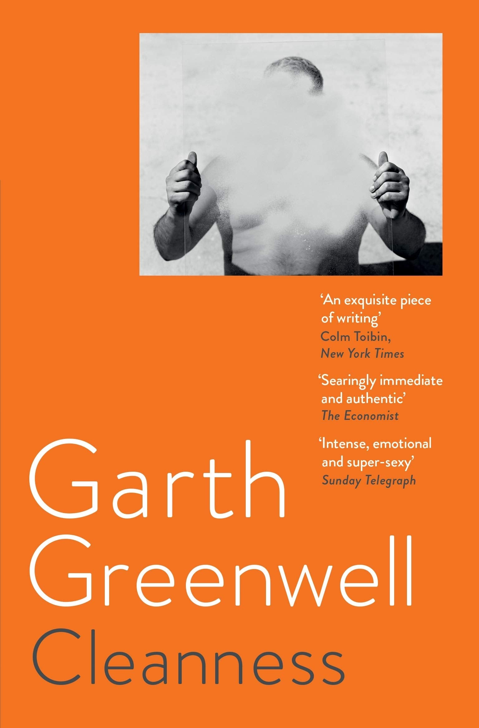 Garth Greenwell: Cleanness