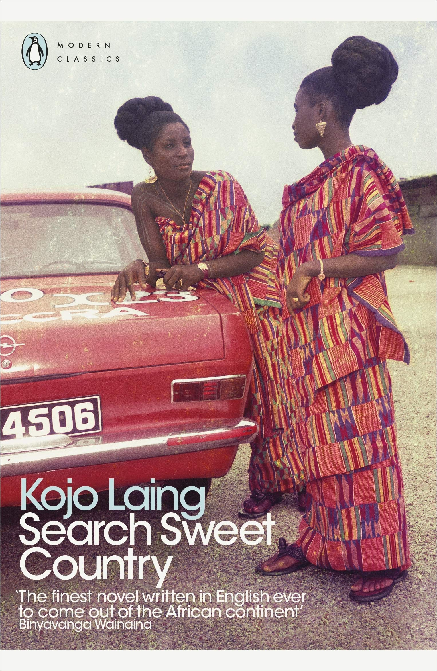 Kojo Laing:Search Sweet Country