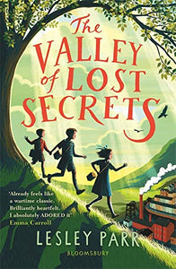 Lesley Parr: The Valley of Lost Secrets