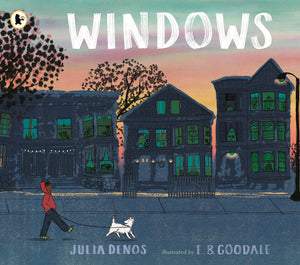 Julia Denos + E.B. Goodale: Windows