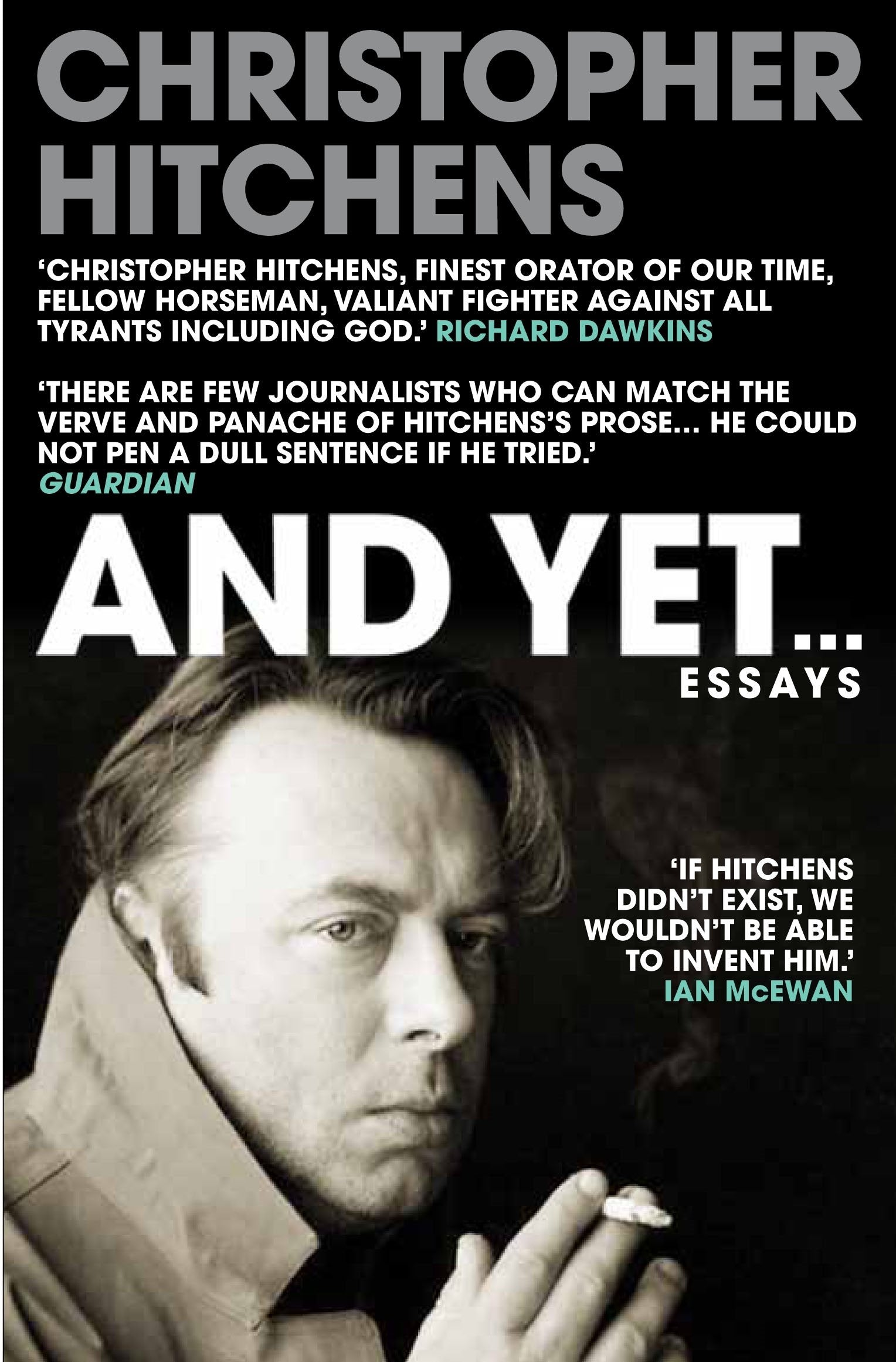 Christopher Hitchens: And Yet....