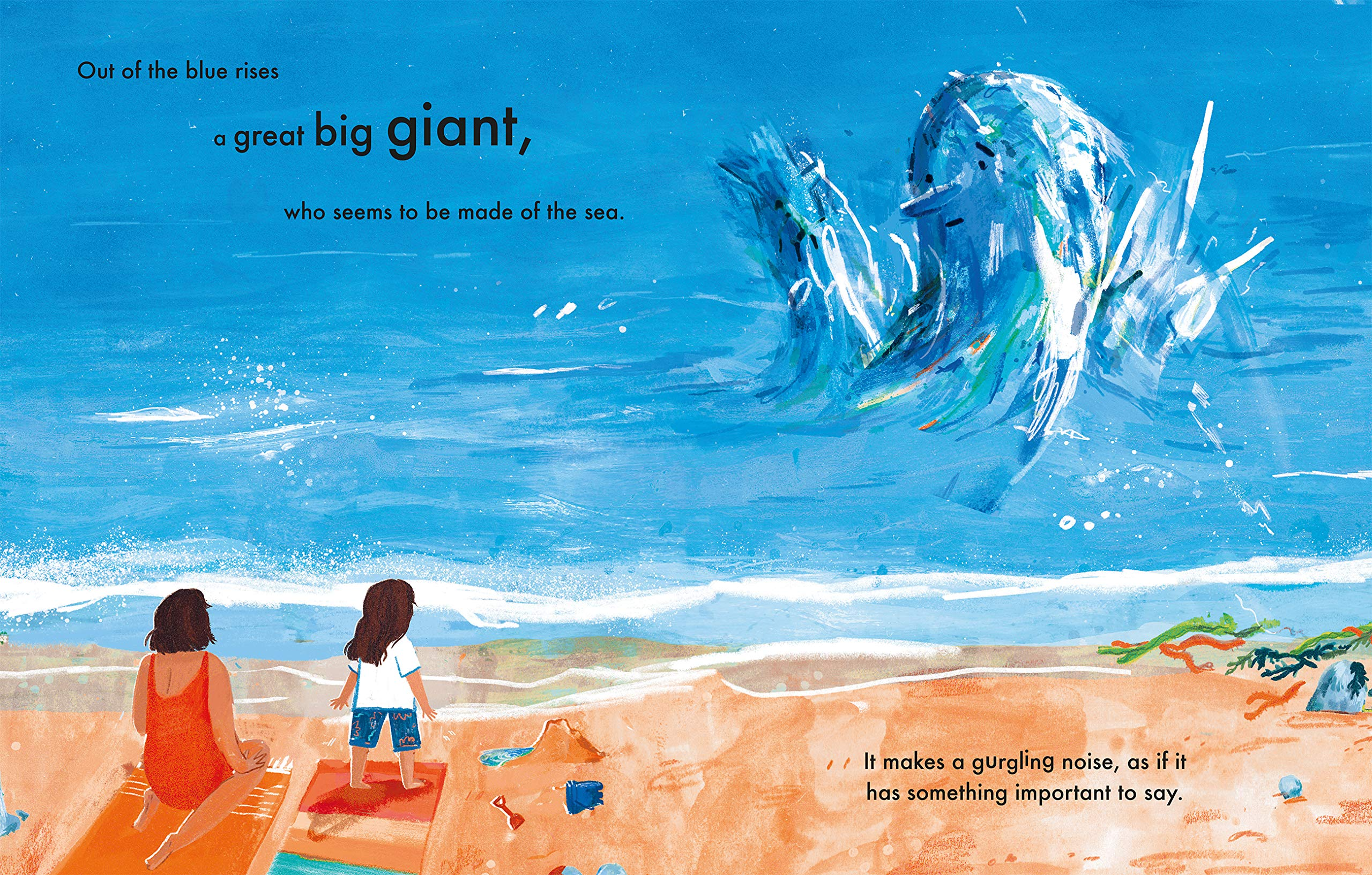 Katie Cottle: The Blue Giant