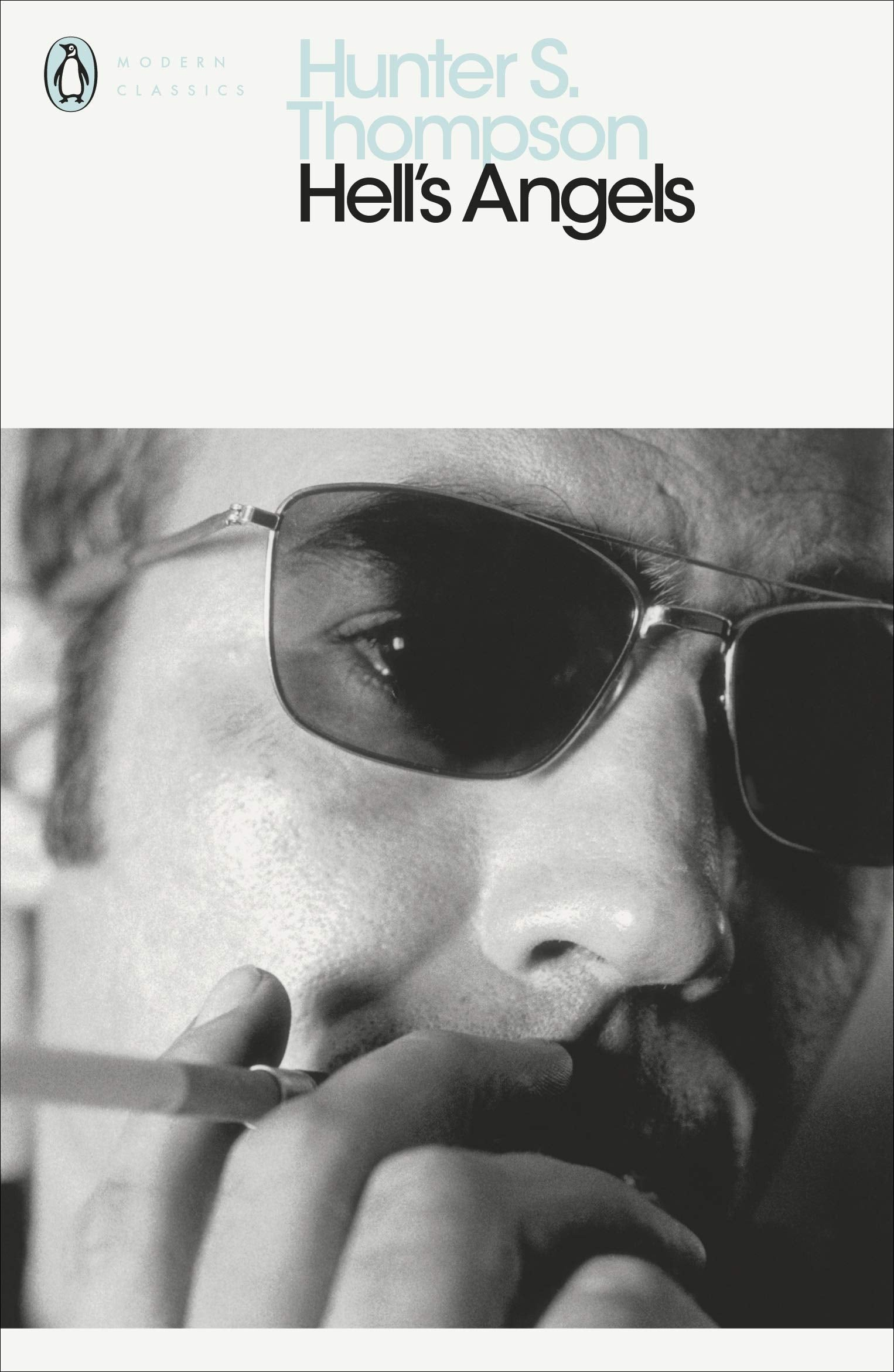 Hunter S  Thompson ; Hell's Angels