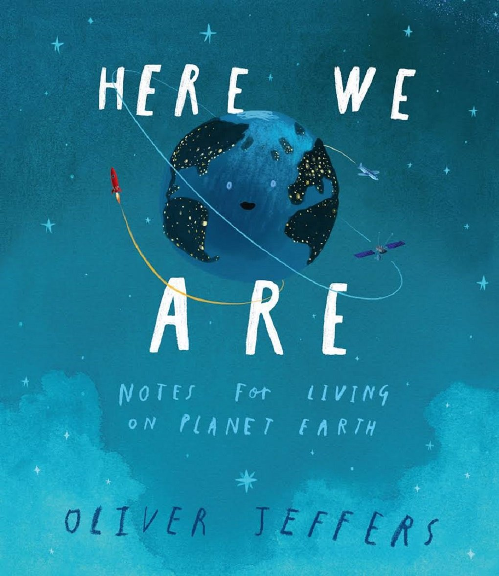 Oliver Jeffers: Here We Are