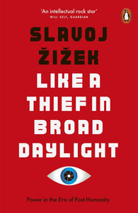 Slavoj Zizek: Like A Thief in Broad daylight