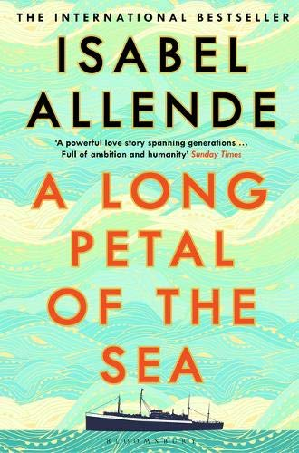 Isabel Allende: A Long Petal of The Sea