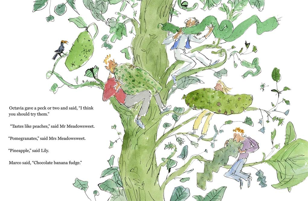 Quentin Blake: The Weed