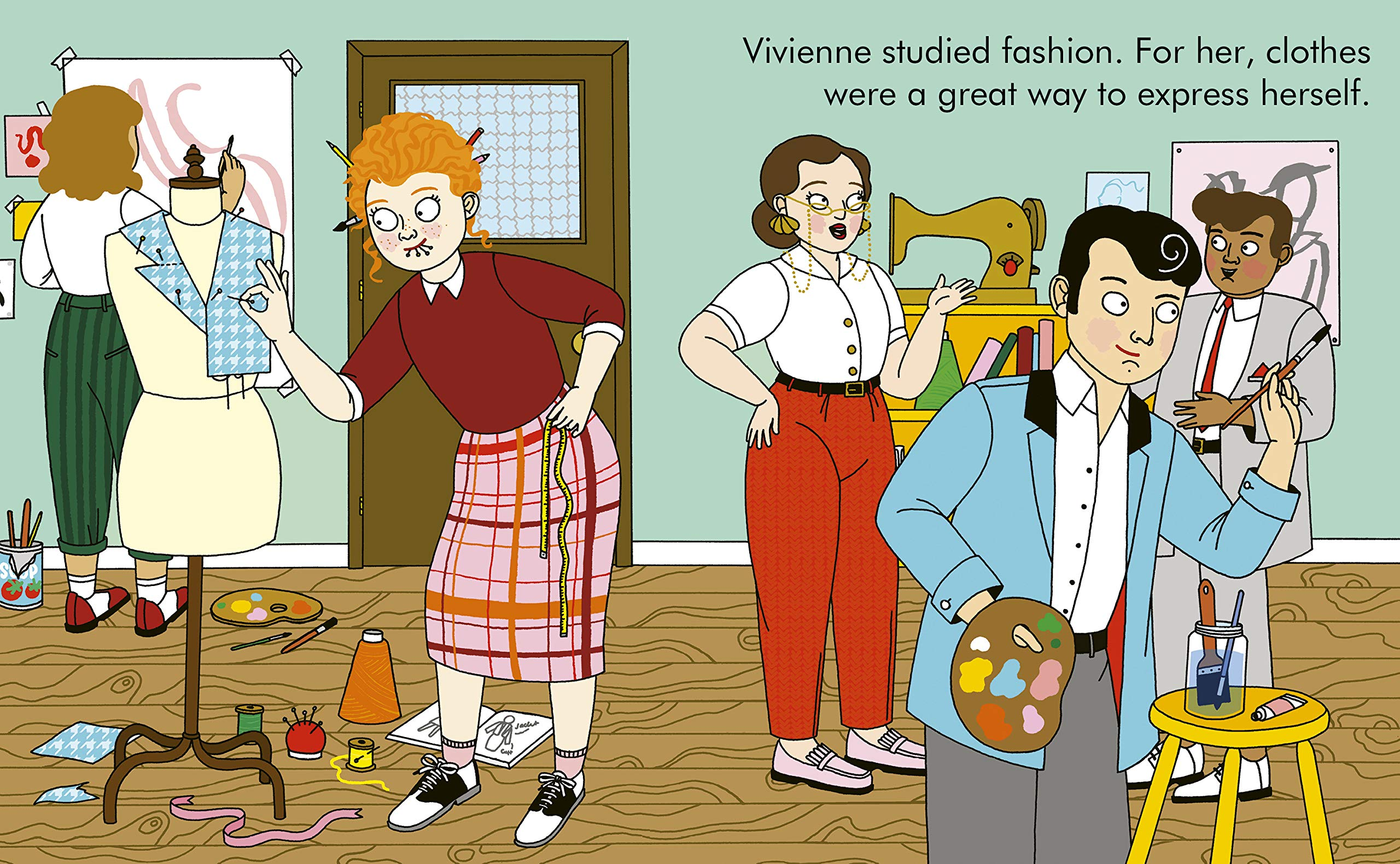 Little People Big Dreams: Vivienne Westwood