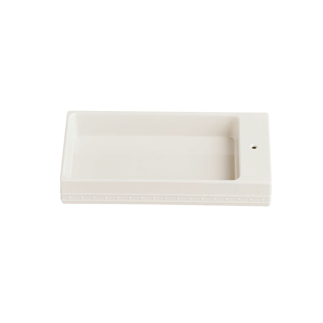 Melamine Guest Towel Holder