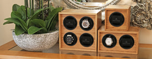 Solid Oak Watch Winders Made in Britain