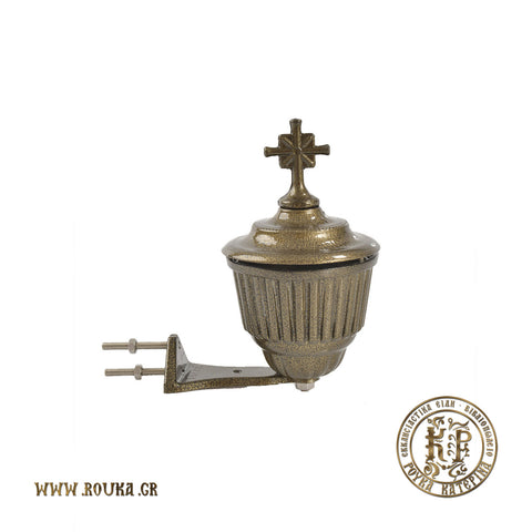 Incense burner Round Sconce