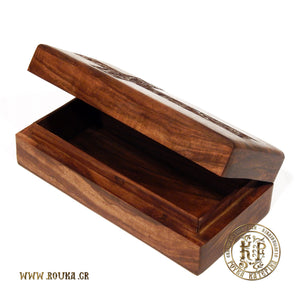 Wooden Box - Incense Case